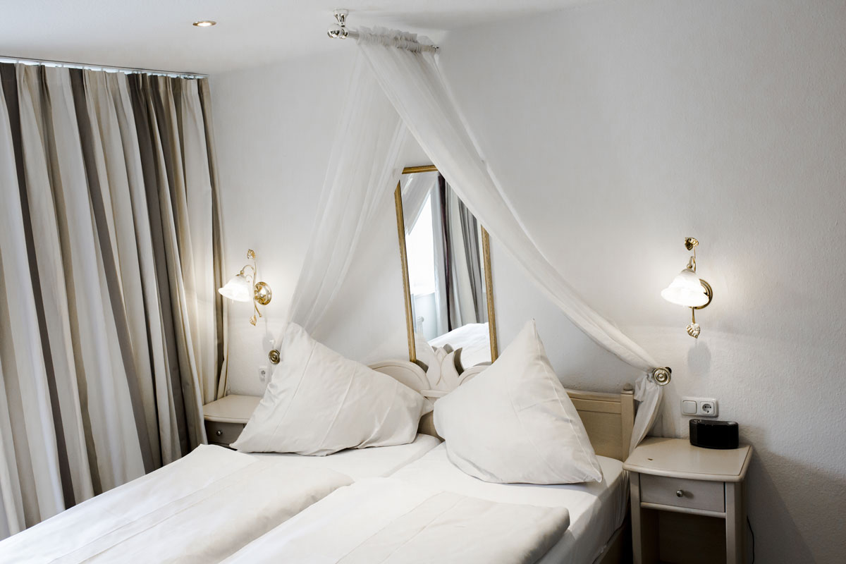 Bach Hotel - Komfort Zimmer Einzelbett