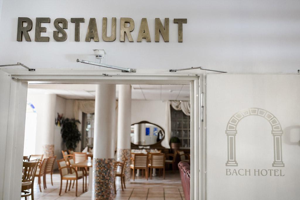 Restaurant - Bach Hotel Porta Westfalica